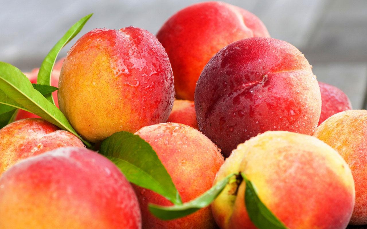Взгляд на персик как сырье для производства соков