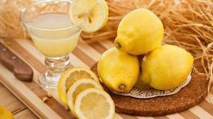 Концентрированный сок лимона