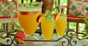 Концентрированный сок и пюре персика
