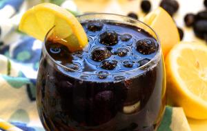 Концентрированный сок черники