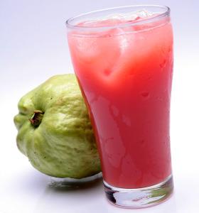 Концентрированный сок и пюре гуавы