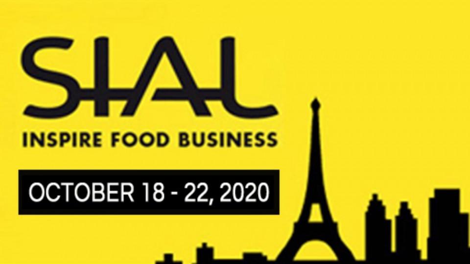 SIAL 2020, Paris